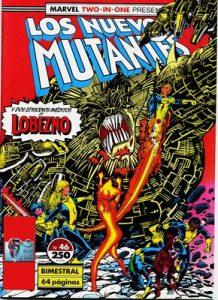 New Mutants (1983-1991) #47, #48 [PDF]
