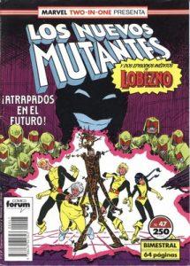 New Mutants (1983-1991) #49, #50 Parte 1 [PDF]