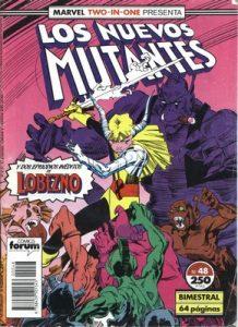 New Mutants (1983-1991) #50 Parte 2, #51 [PDF]