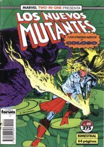 New Mutants (1983-1991) #52, #53 [PDF]