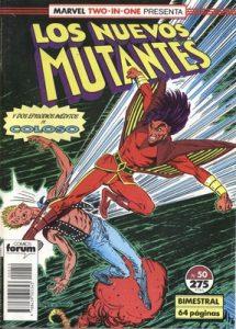 New Mutants (1983-1991) #54, #55 [PDF]