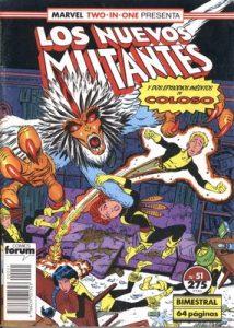 New Mutants (1983-1991) #56, #57 [PDF]