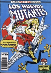 New Mutants (1983-1991) #58, #59 [PDF]