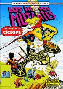 New Mutants (1983-1991) #61, #62 [PDF]