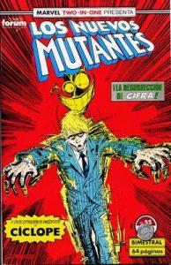 New Mutants (1983-1991) #63, #64 [PDF]