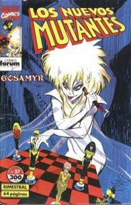 New Mutants (1983-1991) #67, #68, #69, #70 [PDF]