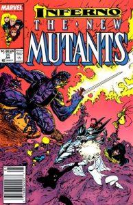 New Mutants (1983-1991) #71 [PDF]