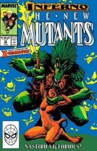 New Mutants (1983-1991) #72 [PDF]