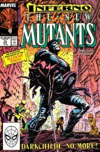 New Mutants (1983-1991) #73 [PDF]