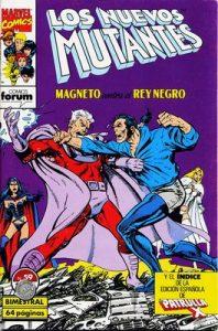 New Mutants (1983-1991) #75, #76, #77, #78, #79 [PDF]