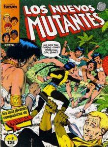 New Mutants (1983-1991) #8 [PDF]