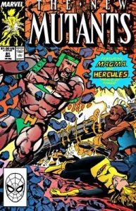 New Mutants (1983-1991) #81 [PDF]