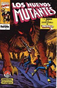 New Mutants (1983-1991) #82, #83, #84, #85 [PDF]