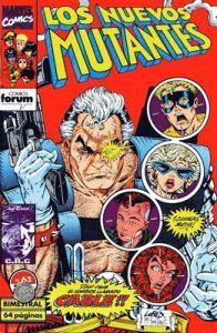 New Mutants (1983-1991) #86, #87, #88, #89, #90 [PDF]