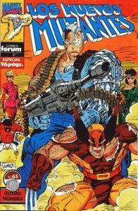 New Mutants (1983-1991) #91, #92, #93, #94 [PDF]