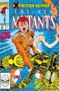 New Mutants (1983-1991) #95 [PDF]
