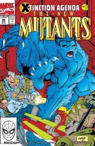 New Mutants (1983-1991) #96 [PDF]