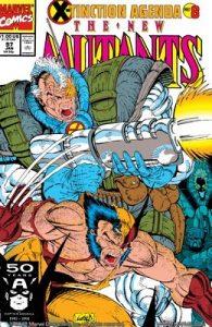 New Mutants (1983-1991) #97 [PDF]
