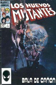 New Mutants (1983-1991) Anual #1 [PDF]