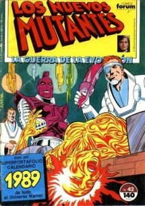 New Mutants Anual #4 [PDF]