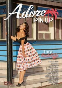 Adore Pin Up Magazine – June, 2016 [PDF]