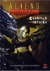 Aliens vs Predator (1997) – Especies Letales [PDF]
