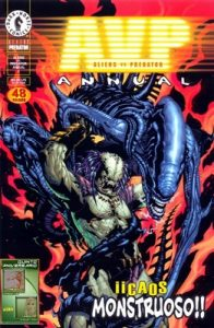 Aliens vs Predator – Annual #01 [PDF]