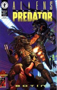 Aliens vs Predator (1996) – Botín [PDF]