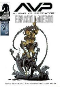 Aliens vs Predator: Espacio Muerto (2008) [PDF]