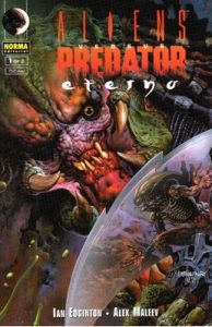 Aliens vs Predator (1998) – Eterno #1 #2 [PDF]