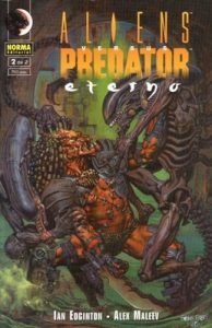 Aliens vs Predator (1998) – Eterno #3 #4 [PDF]