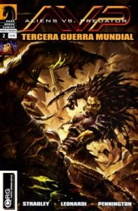 Aliens vs Predator – Tercera Guerra Mundial #2 (2010) [PDF]