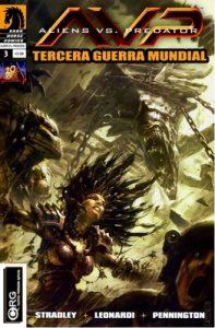 Aliens vs Predator – Tercera Guerra Mundial #3 (2010) [PDF]