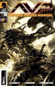 Aliens vs Predator – Tercera Guerra Mundial #4 (2010) [PDF]