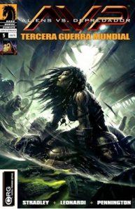 Aliens vs Predator – Tercera Guerra Mundial #5 (2010) [PDF]