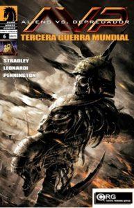 Aliens vs Predator – Tercera Guerra Mundial #6 (2010) [PDF]