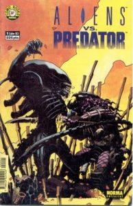 Aliens vs. Predator (1990) #0 [PDF]