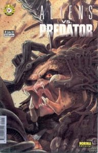 Aliens vs. Predator (1990) #2 [PDF]