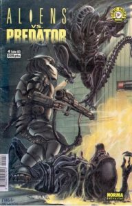 Aliens vs. Predator (1990) #3 [PDF]