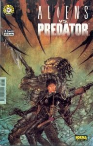 Aliens vs. Predator (1990) #4 [PDF]