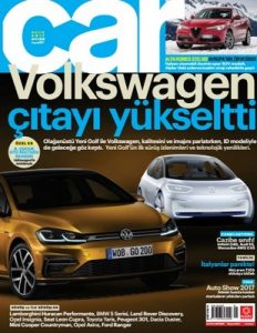 Car Turkey – Mayıs, 2017 [PDF]