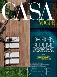 Casa Vogue Brazil – Maio, 2017 [PDF]