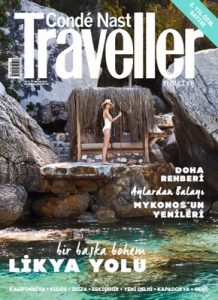 Conde Nast Traveller Turkey – Mayıs, 2017 [PDF]