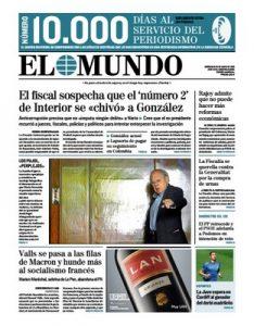 El Mundo – 10 Mayo, 2017 [PDF]