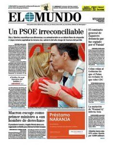 El Mundo – 16 Mayo, 2017 [PDF]