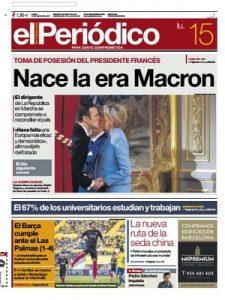 El Periódico de Catalunya – 15 Mayo, 2017 [PDF]