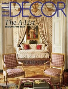 Elle Decor USA – June, 2017 [PDF]