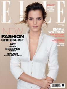 Elle UK – March, 2017 [PDF]