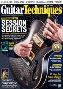 Guitar Techniques – Issue 270 – June, 2017 [PDF]