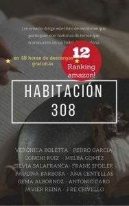Habitación 308 – Juan Re Crivello, Melba Gómez [ePub & Kindle]